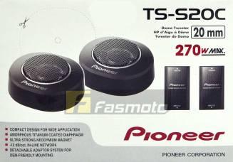 pioneer ts-s20c tweeters